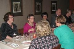 Pikkujoulut Kylpylässä, joulukuu 2008